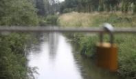 Liefdesbrug op grens Gronau Losser