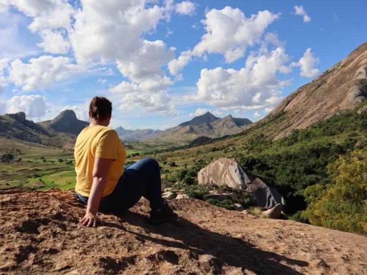 Jessy in Madagaskar