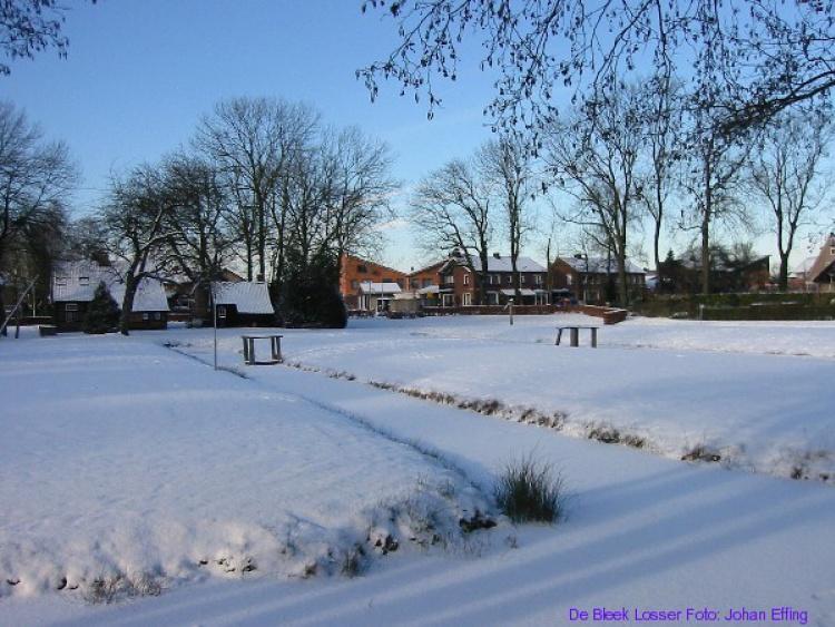Gedicht: Dag van de sneeuw